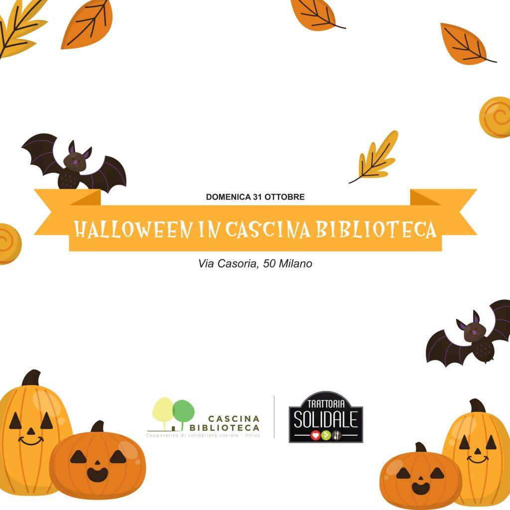 Halloween in Cascina Biblioteca